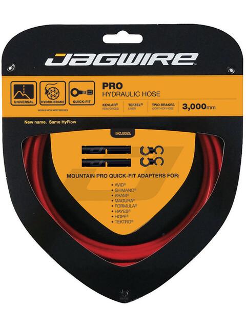 Jagwire Pro Hydraulic - Câble de frein - rouge